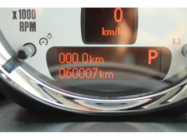 クーパー 社外ナビ フルセグ Bluetooth DVD CD ラジオ ETC オートエアコン 純正15インチAW プッシュスタート 電動格納ミラー キーレス(61枚目)
