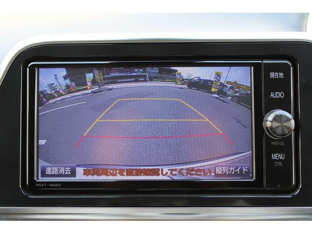 G 1オーナー 禁煙車 両側電動スライドドア 純正ナビ フルセグ Bluetooth Bカメラ ETC オートエアコン オートライト LED 衝突軽減ブレーキ レーンアシスト 横滑り防止 社外15インチ(9枚目)