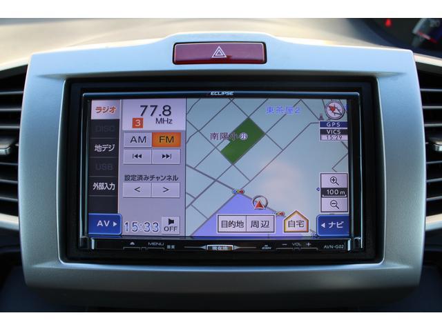 GH バックカメラ ETC 社外SDナビ フルセグ DVD CD 横滑防止 ヒルスタートアシスト HID オートライト 両側スライドドア 片側電動スライドドア スマートキー オートエアコン(8枚目)