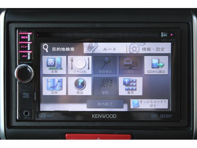 G SSパッケージ 両側電動スライドドア 社外ナビ ワンセグ ETC USB端子 アイドリングストップ 横滑防止 オートライト プッシュスタート スマートキー オートエアコン 純正14インチAW HIDヘッドライト CD(8枚目)