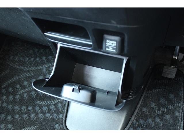 G SSパッケージ 両側電動スライドドア 社外ナビ ワンセグ ETC USB端子 アイドリングストップ 横滑防止 オートライト プッシュスタート スマートキー オートエアコン 純正14インチAW HIDヘッドライト CD(18枚目)
