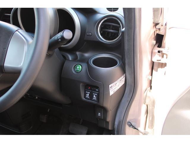 G SSパッケージ 両側電動スライドドア 社外ナビ ワンセグ ETC USB端子 アイドリングストップ 横滑防止 オートライト プッシュスタート スマートキー オートエアコン 純正14インチAW HIDヘッドライト CD(19枚目)