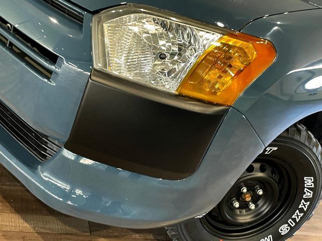 DXコンフォート NEWペイントブルーグレー リフトアップ ルーフラック オレンジコーナーレンズ MAXXISタイヤ スチールホイール 新品シートカバー ETC(7枚目)