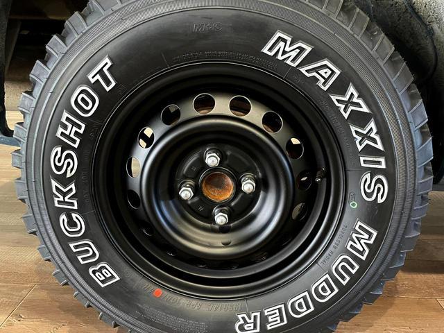 DXコンフォート NEWペイントブルーグレー リフトアップ ルーフラック オレンジコーナーレンズ MAXXISタイヤ スチールホイール 新品シートカバー ETC(40枚目)