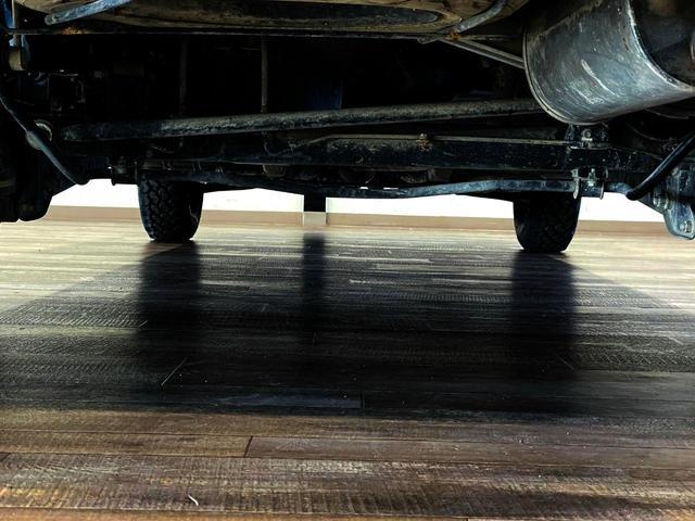 DXコンフォート NEWペイントブルーグレー リフトアップ ルーフラック オレンジコーナーレンズ MAXXISタイヤ スチールホイール 新品シートカバー ETC(44枚目)