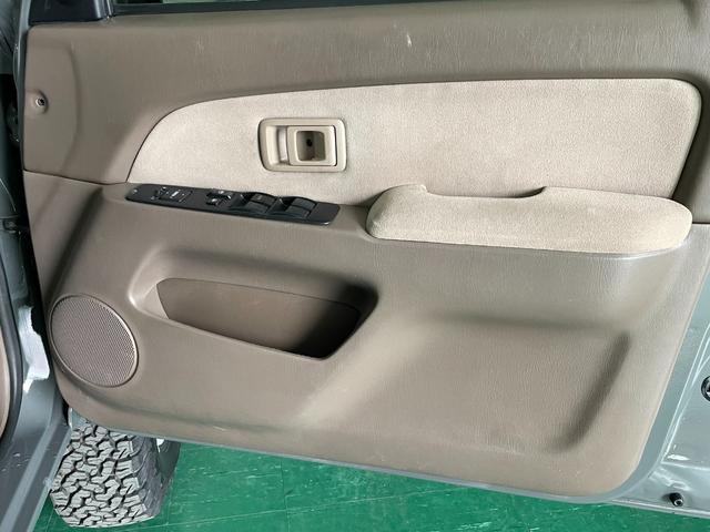 SSR-X NEWペイントグレー リフトアップ ナローボディー DEANホイール 社外マフラー ヒッチメンバー 4WD ディーゼル オレンジコーナーレンズ(28枚目)