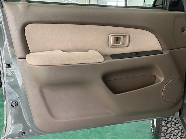 SSR-X NEWペイントグレー リフトアップ ナローボディー DEANホイール 社外マフラー ヒッチメンバー 4WD ディーゼル オレンジコーナーレンズ(34枚目)