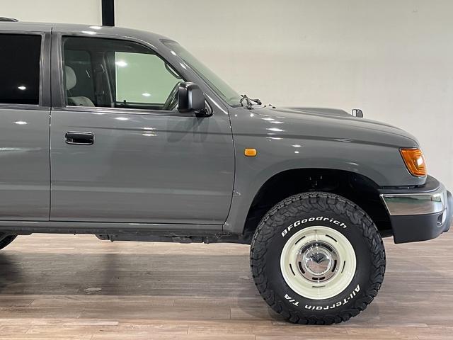 SSR-X NEWペイントグレー リフトアップ ナローボディー DEANホイール 社外マフラー ヒッチメンバー 4WD ディーゼル オレンジコーナーレンズ(47枚目)
