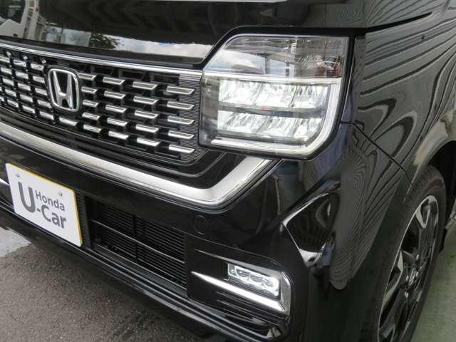 L・ターボホンダセンシング ETC LEDヘッドライト シートヒーター スマートキー アイドリングストップ ワンオーナー 禁煙車(9枚目)