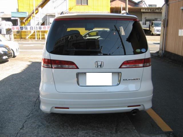 「ホンダ」「エリシオン」「ミニバン・ワンボックス」「三重県」の中古車5