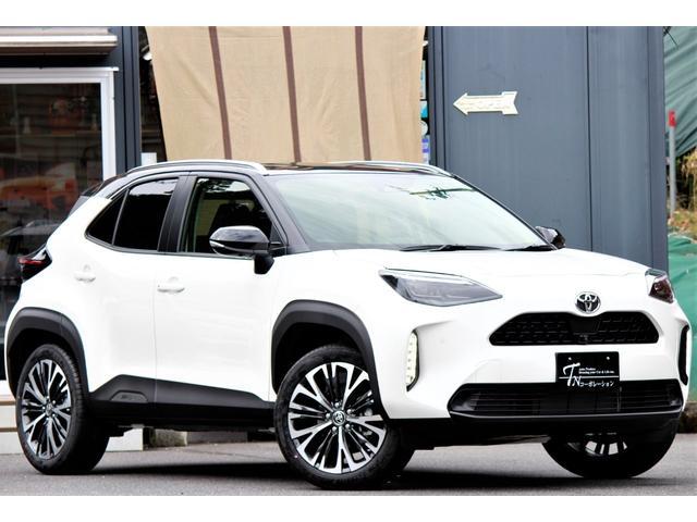 「トヨタ」「ヤリスクロス」「SUV・クロカン」「岐阜県」の中古車7