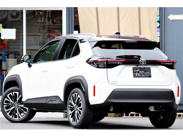 「トヨタ」「ヤリスクロス」「SUV・クロカン」「岐阜県」の中古車23