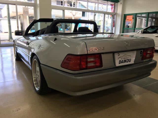 「メルセデスベンツ」「SLクラス」「オープンカー」「岐阜県」の中古車9