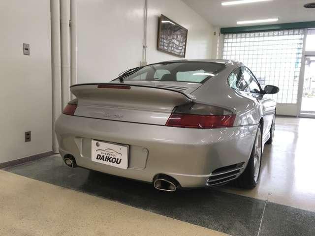 911ターボ ティプトロニックS 4WD純正レッドキャリパー(7枚目)