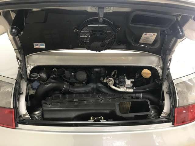 911ターボ ティプトロニックS 4WD純正レッドキャリパー(12枚目)