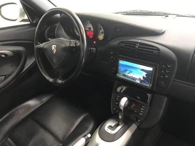911ターボ ティプトロニックS 4WD純正レッドキャリパー(15枚目)