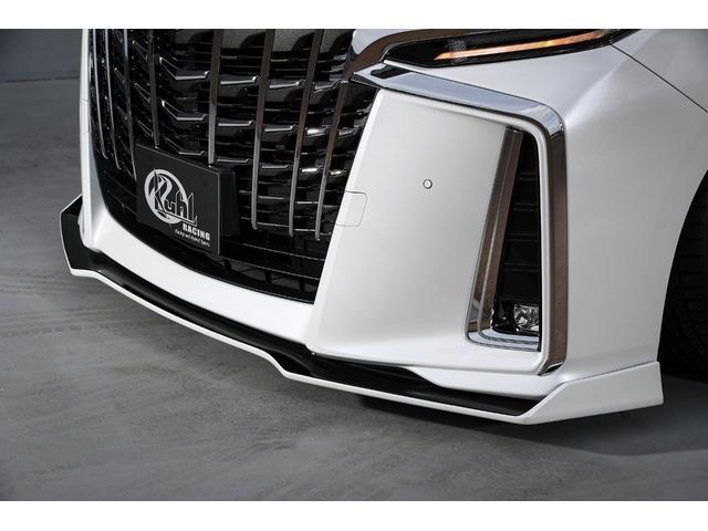 2.5S 新車コンプリート KUHLエアロ 車高調 VERZ20インチAW 両側パワースライドドア(6枚目)