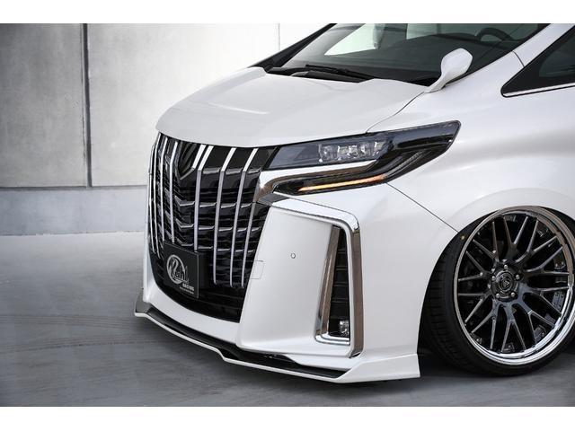 2.5S 新車コンプリート KUHLエアロ 車高調 VERZ20インチAW 両側パワースライドドア(7枚目)