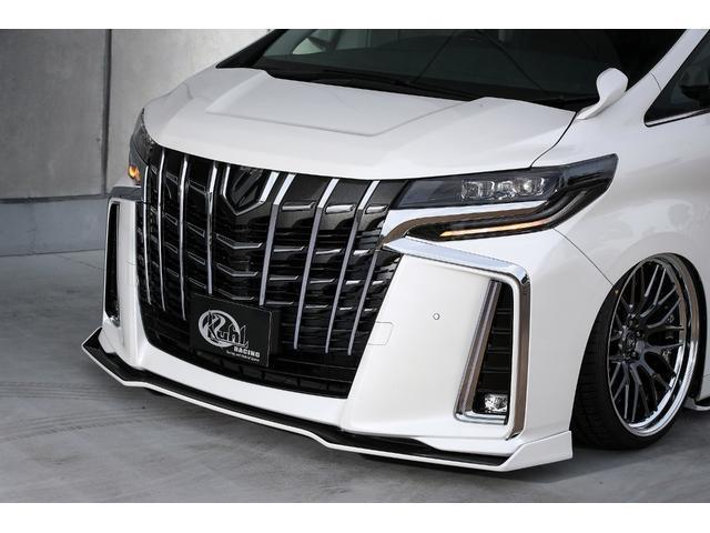 2.5S 新車コンプリート KUHLエアロ 車高調 VERZ20インチAW 両側パワースライドドア(9枚目)