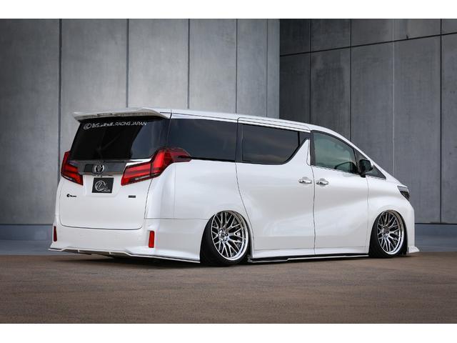 2.5S 新車コンプリート KUHLエアロ 車高調 VERZ20インチAW 両側パワースライドドア(11枚目)