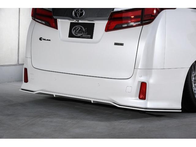 2.5S 新車コンプリート KUHLエアロ 車高調 VERZ20インチAW 両側パワースライドドア(12枚目)
