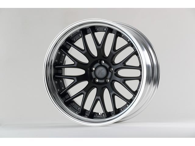 2.5S 新車コンプリート KUHLエアロ 車高調 VERZ20インチAW 両側パワースライドドア(16枚目)