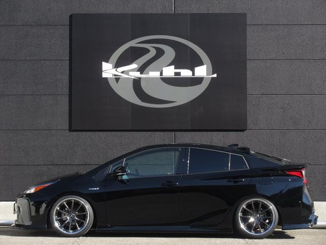 S 新車カスタムコンプリート KUHLフルエアロ BLITZ車高調 VERZ19インチアルミホイール KUHL4テールスラッシュマフラー(6枚目)