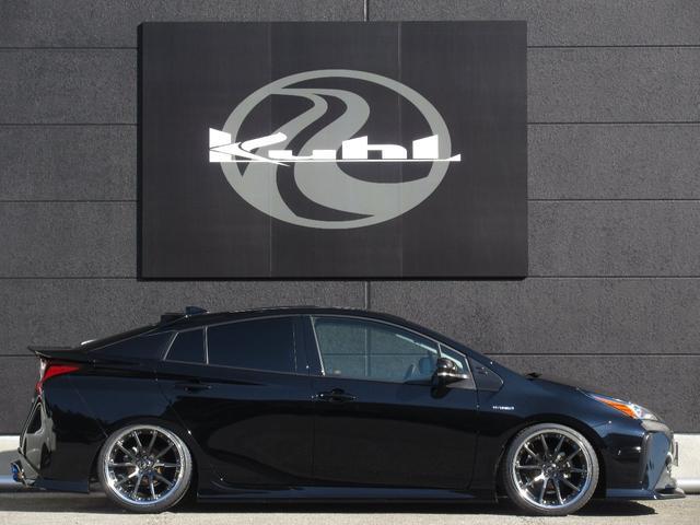 S 新車カスタムコンプリート KUHLフルエアロ BLITZ車高調 VERZ19インチアルミホイール KUHL4テールスラッシュマフラー(13枚目)