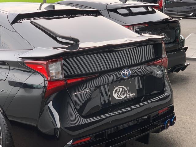 S 新車カスタムコンプリート KUHLフルエアロ BLITZ車高調 VERZ19インチアルミホイール KUHL4テールスラッシュマフラー(16枚目)