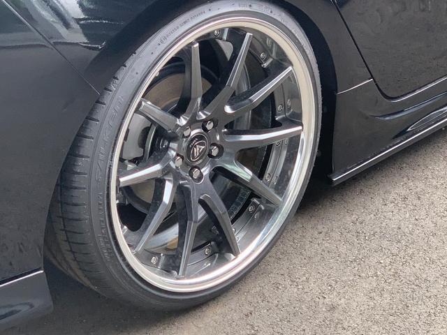 S 新車カスタムコンプリート KUHLフルエアロ BLITZ車高調 VERZ19インチアルミホイール KUHL4テールスラッシュマフラー(19枚目)