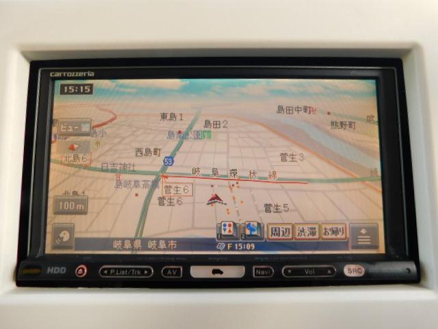 X ツートン HDDナビ Bカメラ HID ETC DVD(3枚目)