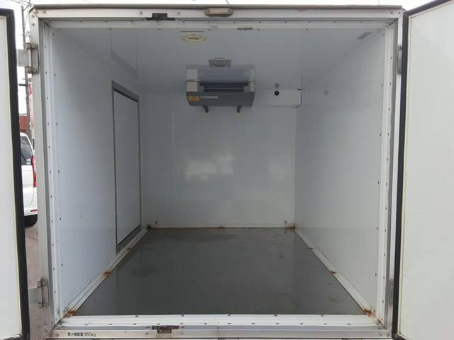 冷凍冷蔵車 社外アルミ 庫内設定温度-5℃〜35℃(12枚目)