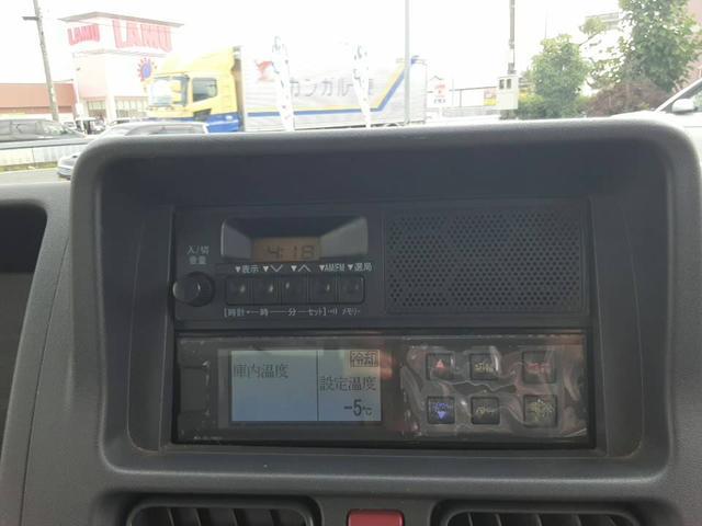 冷凍冷蔵車 社外アルミ 庫内設定温度-5℃〜35℃(17枚目)