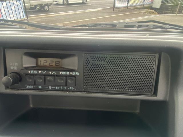 KCエアコン・パワステ 5速マニュアル 4WD エアコン パワステ エアバック(24枚目)