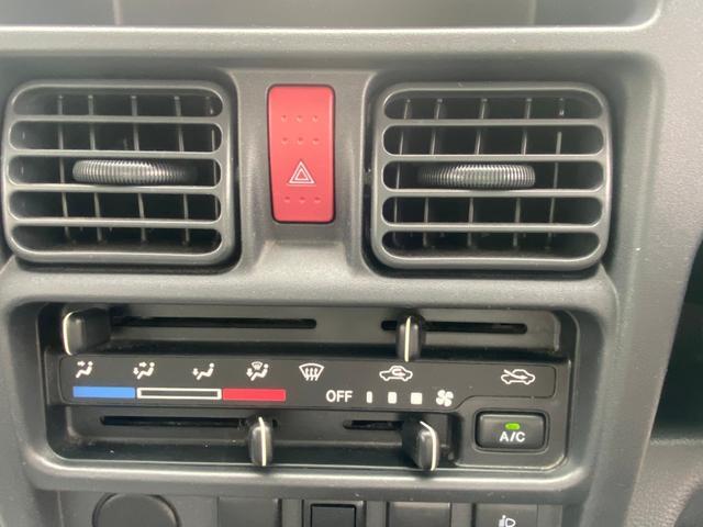 KCエアコン・パワステ 5速マニュアル 4WD エアコン パワステ エアバック(25枚目)