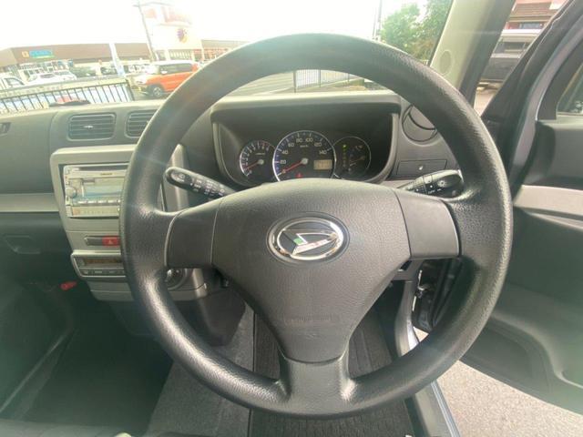 カスタム X スマートキー 社外CDオーディオ フォグランプ 純正アルミ ETC 電動格納ミラー パワステ パワーウィンドウ Pガラス オートエアコン エアバック ABS(23枚目)