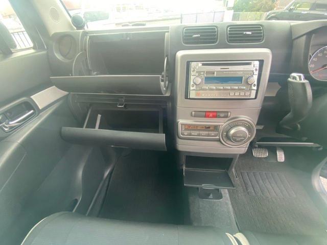 カスタム X スマートキー 社外CDオーディオ フォグランプ 純正アルミ ETC 電動格納ミラー パワステ パワーウィンドウ Pガラス オートエアコン エアバック ABS(26枚目)