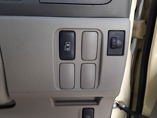 G パワースライドドア スマートキー 14インチ純正アルミ ワンセグ Bluetooth対応 DVD再生対応ナビ 電動格納ミラー プライバシーガラス ETC 純正セキュリティ ABS(23枚目)