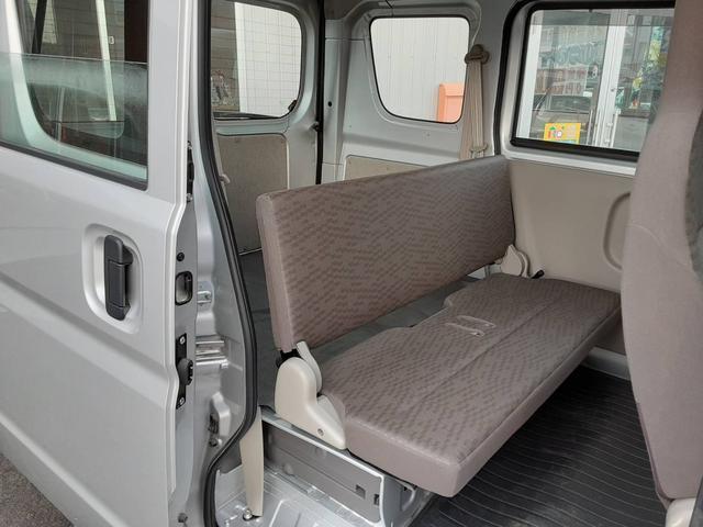 PA 1年保証付 ハイルーフ 4WD エアコン パワーステアリング 両側スライドドア ABS 2nd発進 オ-トレベライザー(25枚目)
