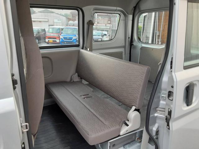 PA 1年保証付 ハイルーフ 4WD エアコン パワーステアリング 両側スライドドア ABS 2nd発進 オ-トレベライザー(26枚目)