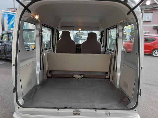 PA 1年保証付 ハイルーフ 4WD エアコン パワーステアリング 両側スライドドア ABS 2nd発進 オ-トレベライザー(28枚目)