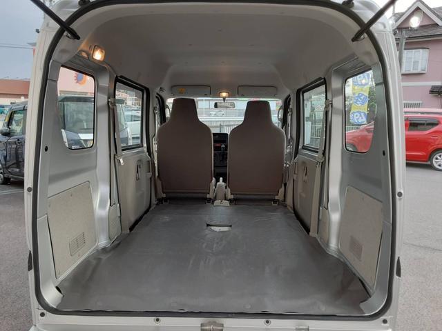 PA 1年保証付 ハイルーフ 4WD エアコン パワーステアリング 両側スライドドア ABS 2nd発進 オ-トレベライザー(29枚目)