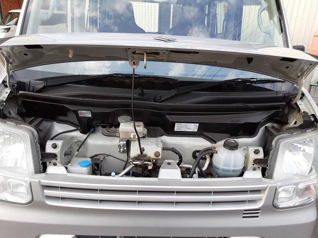 PA 1年保証付 ハイルーフ 4WD エアコン パワーステアリング 両側スライドドア ABS 2nd発進 オ-トレベライザー(42枚目)