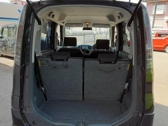 TS 1年保証付 パワースライドドア HDDナビ フルセグTV バックカメラ HIDヘッドライト オートライト スマートキー 純正14インチアルミホイール Bluetooth プライバシーガラス(24枚目)