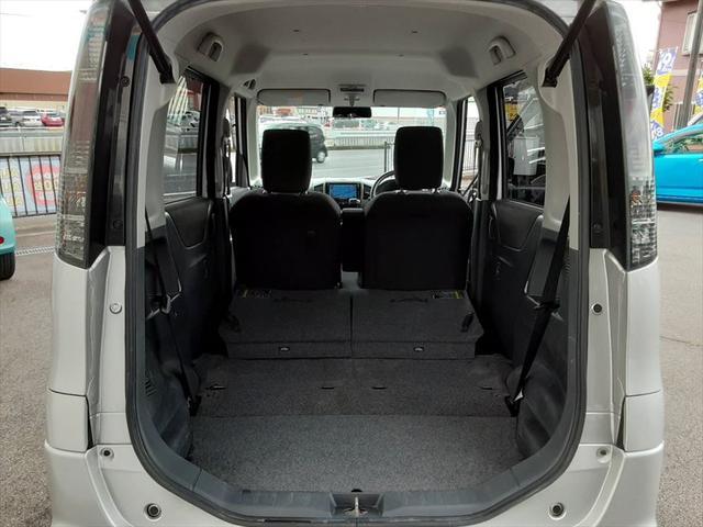 XS 1年保証付 メモリーナビ パワースライドドア フルセグTV バックカメラ HIDライト オートライト スマートキー プッシュスタート(25枚目)