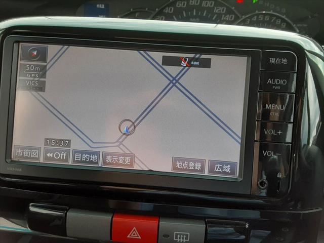 カスタムX 1年保証付 純正SDナビ 地デジTV パワースライドドア HIDヘッドライト フォグランプ Bluetooth(32枚目)