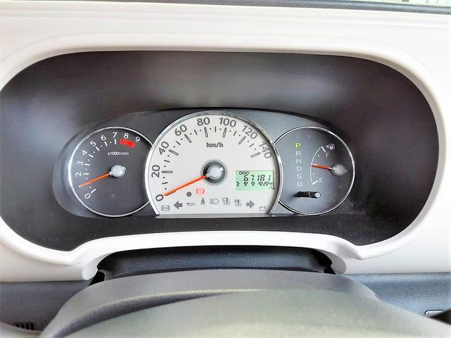 ココアプラスG 1年保証付 スマートキー ETC フォグランプ オートエアコン プライバシーガラス 電動格納ミラー セキュリティ(26枚目)