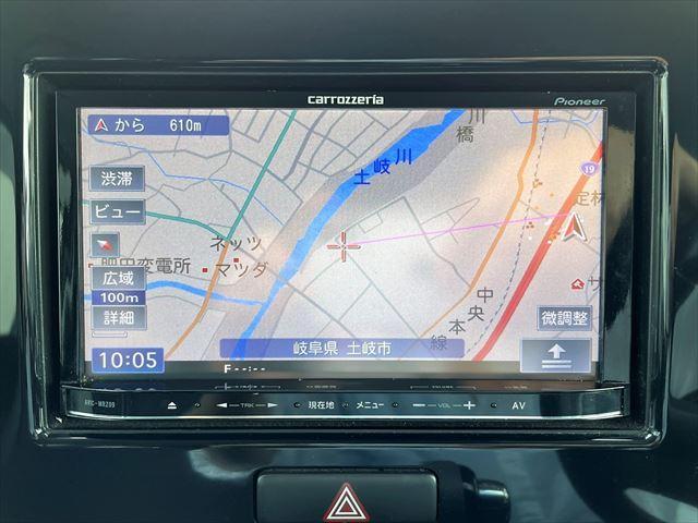 10thアニバーサリー リミテッド 1年保証付 メモリーナビ フルセグTV DVD再生 Bluetooth オートライト スマートキー プッシュスタート 純正14インチアルミホイール(28枚目)