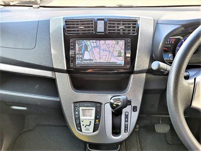 カスタム X SA 1年保証付 スマートキー&プッシュスタート オートライト LEDヘッドライト オートエアコン アイドリングストップ フォグランプ 純正アルミホイール(28枚目)