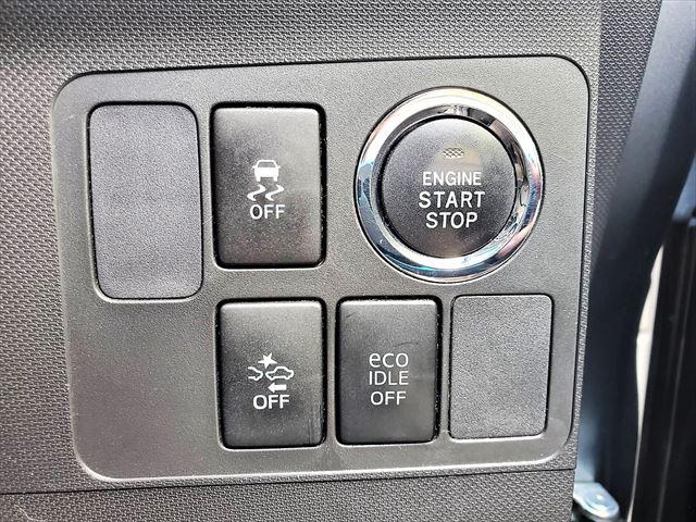 カスタム X SA 1年保証付 スマートキー&プッシュスタート オートライト LEDヘッドライト オートエアコン アイドリングストップ フォグランプ 純正アルミホイール(30枚目)